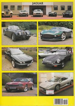 Jaguar Monthly: The A to Z of Jaguar (9781873098585) - back