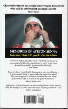 Memories of Senna Back