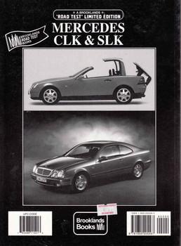 Mercedes CLK & SLK 'Road Test' Limited Edition (9781855205567)  - back