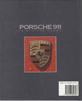 Porsche 911: In All Its Forms (9780946609697) - back
