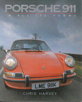 Porsche 911: In All Its Forms (9780946609697) - front