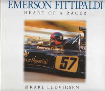 Emmerson Fittipaldi Heart Of A Racer (Karl Ludvigsen) (9781859608371) - front