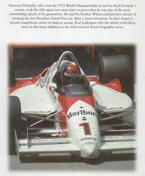 Emmerson Fittipaldi Heart Of A Racer (Karl Ludvigsen) (9781859608371) - back