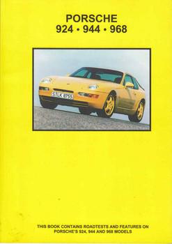 Porsche 924 - 944 - 968 Road Tests