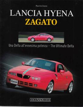 Lancia Hyena Zagato: The Ultimate Delta (9788879116244) - front