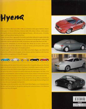 Lancia Hyena Zagato: The Ultimate Delta (9788879116244) - back