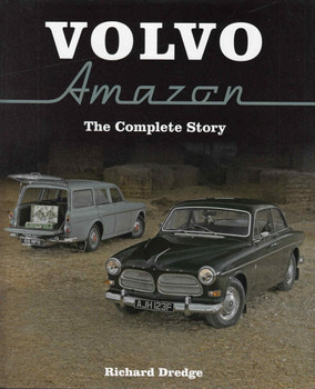 Volvo Amazon: The Complete Story ( 9781785001048) - front