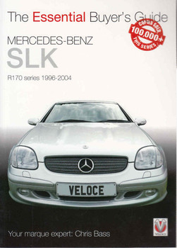 Mercedes-Benz SLK R170 series: The Essential Buyers Guide (9781845848088) - front