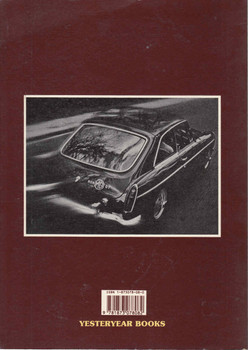 Advertising MG Vol II, 1956 - 1992 (9781873078082) - back