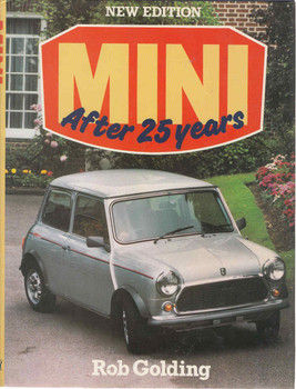 Mini After 25 years (New Edition) (9780850455991) - front