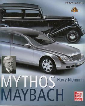 Mythos Maybach (German Text) ( 9783613022751) - front