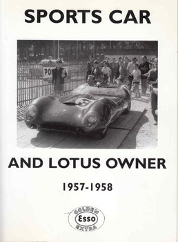 Sports Car And Lotus Owner 1957 - 1958 (Unique Motor Books) (1841555622)
