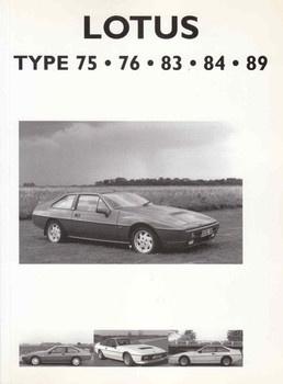 Lotus Type 75 - 76 - 83 - 84 - 89 Road Tests (Unique Motor Books) (1841555576)