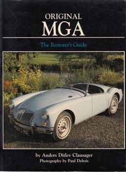 Original MGA The Restorer's Guide