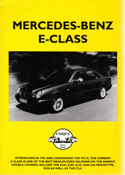 Mercedes-Benz E-Class Road Tests (9781841551401)