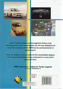WRX Imprezive: Subaru's Turbo Legend Back
