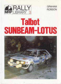 Talbot Sunbeam-Lotus MRP Rally Libraray 3