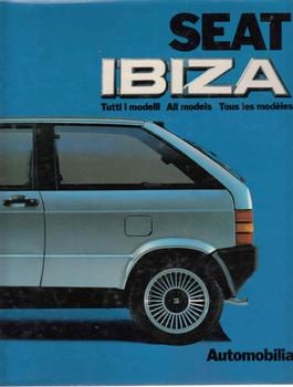 Seat Ibiza : All Models (Automobilia) (888505885X)