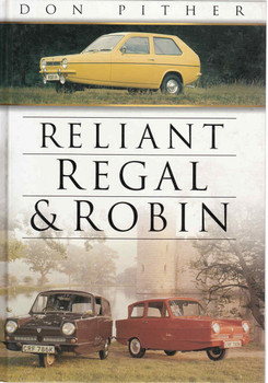 Reliant Regal & Robin (9780750925211) -front