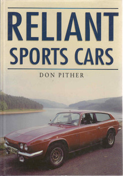 Reliant Sports Cars (9780750923880)  - front