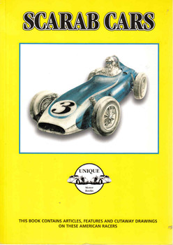 Scarab Cars (Unique Motor Books) (1841554146) - front
