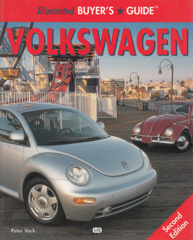 Volkswagen: Illustrated Buyer's Guide (Second Edition) (9780760305744) - front