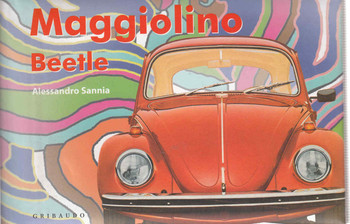Maggiolino Beetle (Alessandro Sannia) ( 9788879063166) - front