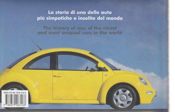Maggiolino Beetle (Alessandro Sannia) ( 9788879063166) - back