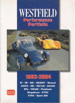 Westfield Performance Portfolio 1982 - 2004 ( 9781855206823) - front