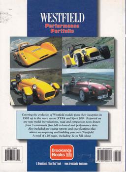 Westfield Performance Portfolio 1982 - 2004 ( 9781855206823) - back