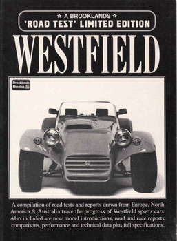 Westfield Road Test Limited Edition (9781855203754) - front