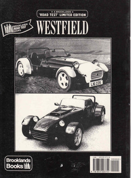 Westfield Road Test Limited Edition (9781855203754) - back