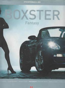 Porsche Boxster Fantasy (9783768816557) - front