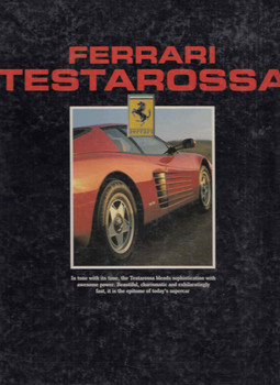 Ferrari Testarossa (Supercars) ( 9780831732110)