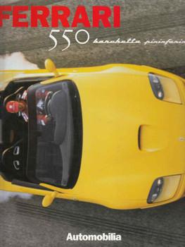 Ferrari 550 Barchetta Pininfarina (Automobila) (8879601164)