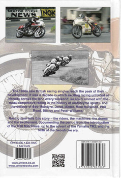 Racing Line: British motorcycle racing in the golden age of the big single (9781845847937)  - back