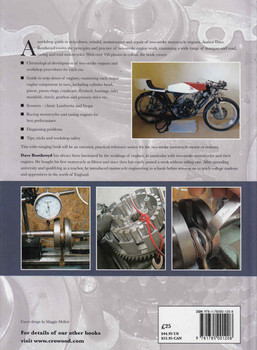 Two-Stroke Motorcycle Engine Maintenance and Repair (9781785001208) - back
