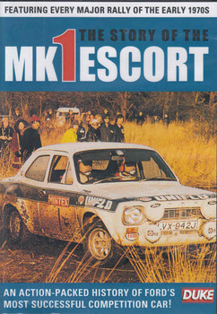 The story Of The MK1 Escort DVD (5017559126506) - fron