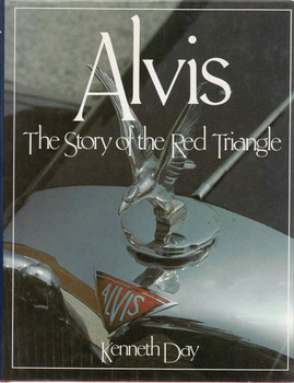 Alvis: The Story of the Red Triangle (Second Edition) (9780854296675)
