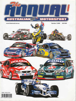 The Annual: Australian Motorsport 2005 - Number 1/2005 (9771833216005 ) -
