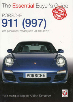 Porsche 911 (997) 2nd generation: model years 2009 to 2012: The Essential Buyer's Guide (9781845848668) - front