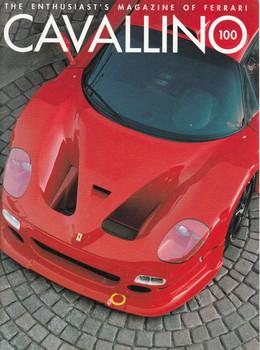 Cavallino The Enthusiast's Magazine of Ferrari Number 100 (CAV100)