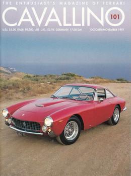 Cavallino The Enthusiast's Magazine of Ferrari Number 101 (CAV101)