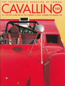Cavallino The Enthusiast's Magazine of Ferrari Number 102 (CAV102)