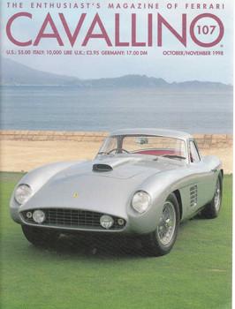 Cavallino The Enthusiast's Magazine of Ferrari Number 107 (CAV107)