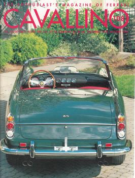 Cavallino The Enthusiast's Magazine of Ferrari Number 108 (CAV108)