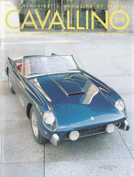 Cavallino The Enthusiast's Magazine of Ferrari Number 109 (CAV109)