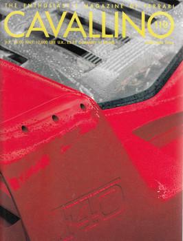 Cavallino The Enthusiast's Magazine of Ferrari Number 110 (CAV110)
