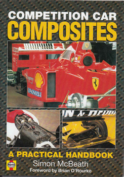 Competition Car Composites (Reprint) ( 9781859606247) - front