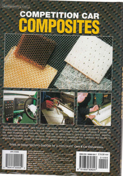Competition Car Composites (Reprint) ( 9781859606247) - back